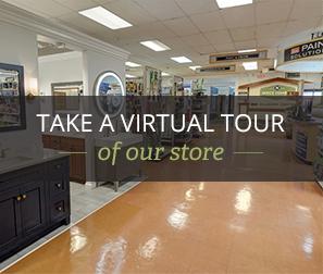 Take a virtual tour of our store