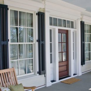 Atlantic Premium Shutters – Displayed and Available at Niece Lumber