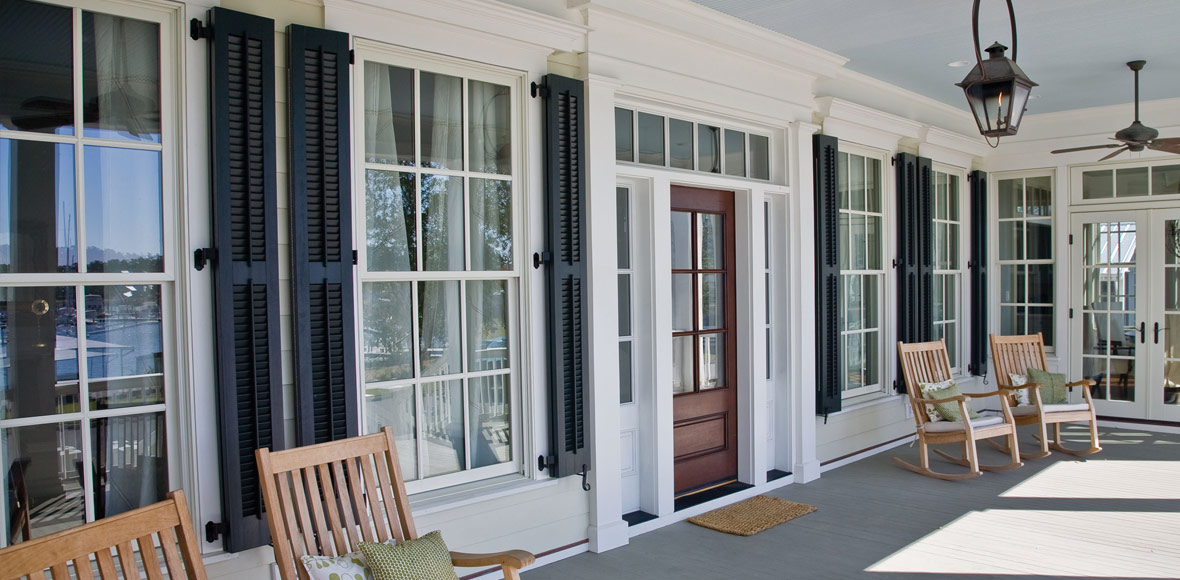 Atlantic Premium Shutters Displayed And Available At