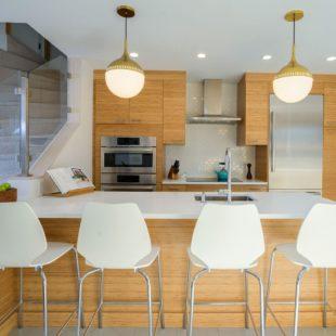 Modern Lambertville Kitchen with Ultracraft 5