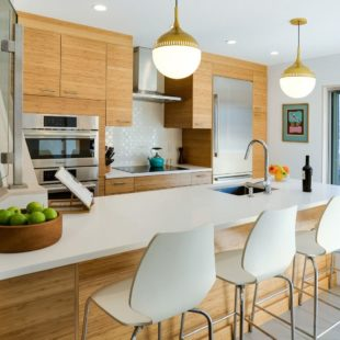 Modern Lambertville Kitchen with Ultracraft 1
