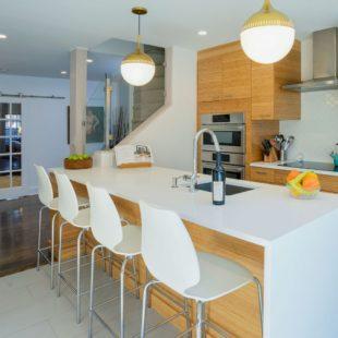 Modern Lambertville Kitchen with Ultracraft 2