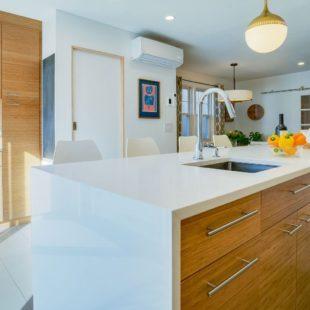 Modern Lambertville Kitchen with Ultracraft 3