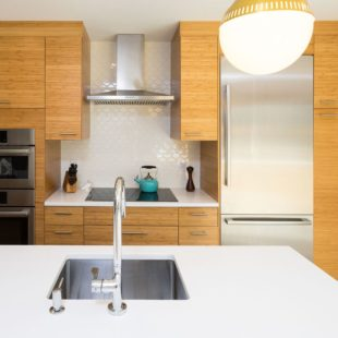 Modern Lambertville Kitchen with Ultracraft 4