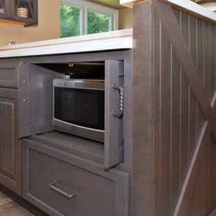 Asbury Kitchen with StarMark Cabinetry - Niece Lumber
