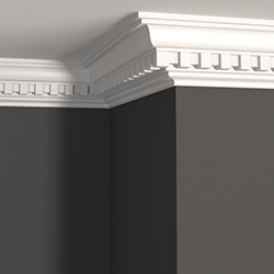 DLT334 Dentil Crown