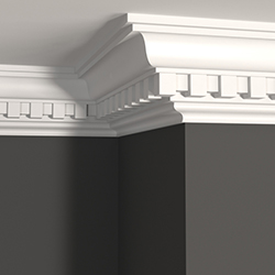 DTL512 Dentil Crown