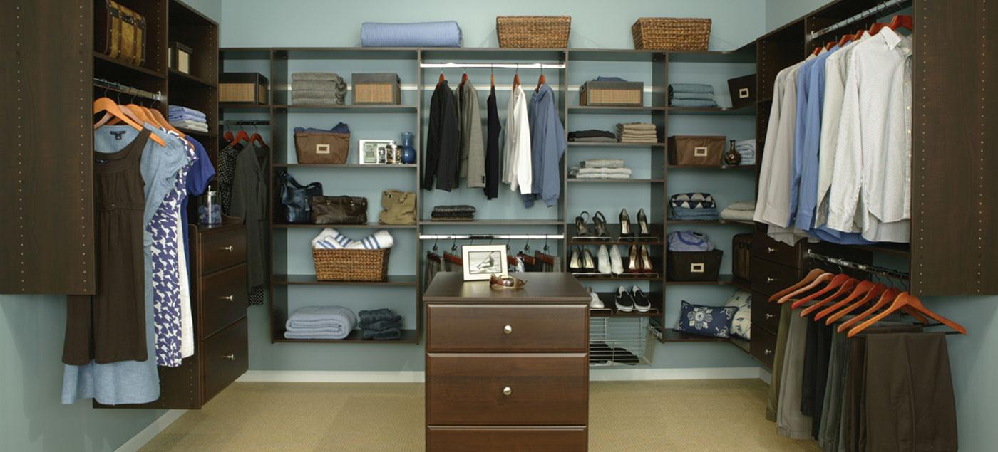 Closet Systems and Kits Lambertville, NJ
