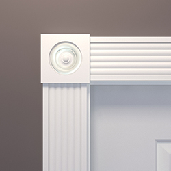 184 Fluted/Reeded Casing