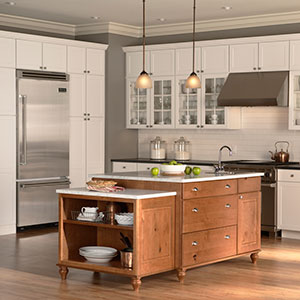 Mid-Continent Cabinetry Dealer Supplier