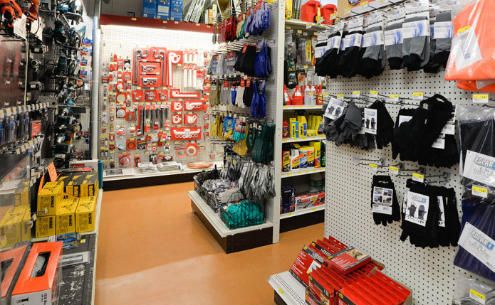 Hardware store in Lambertville, NJ