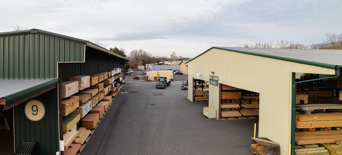 Lumber supplier Lambertville, NJ