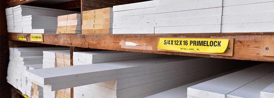 Primed Trim boards supplier
