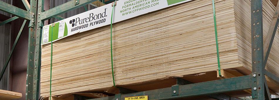 Specialty Plywood supplier Lambertville, NJ
