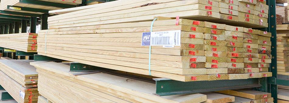 #1 Pressure Treated Lumber (Madison)