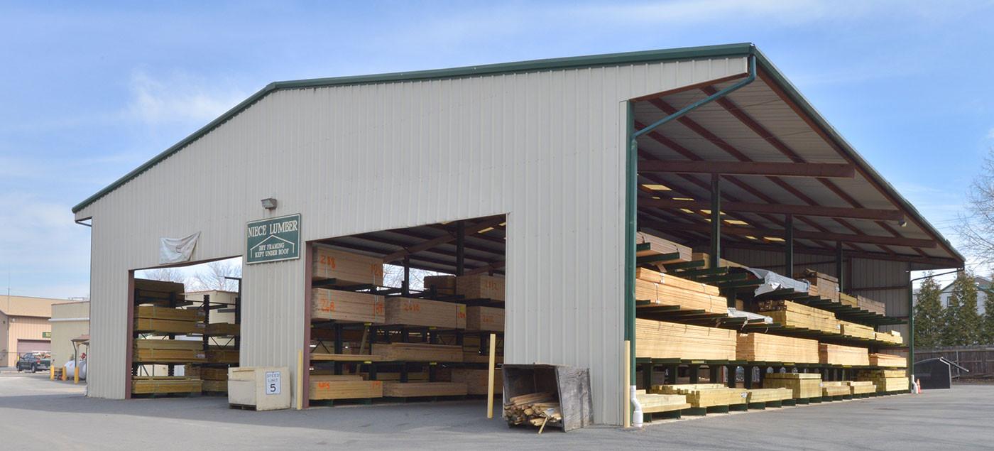 Framing Lumber near Lambertville, NJ