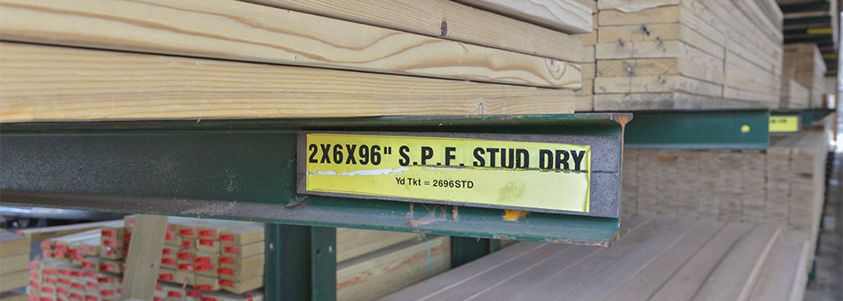 Kiln Dried SPF or Douglas Fir