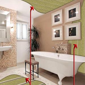 Roxul bathroom