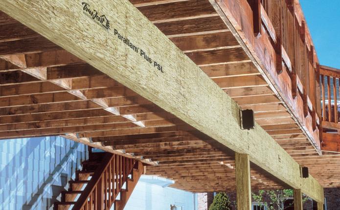 Engineered Wood Products Lambertville, NJ