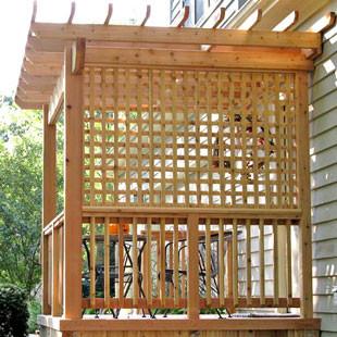 Woodway lattice supplier