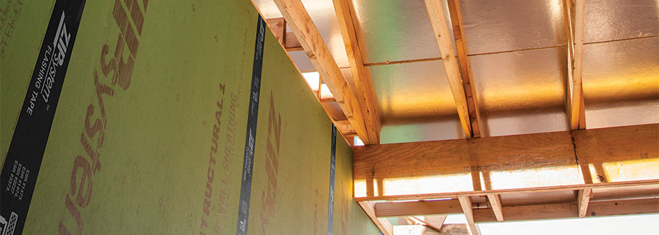 Zip System Wall & Roof