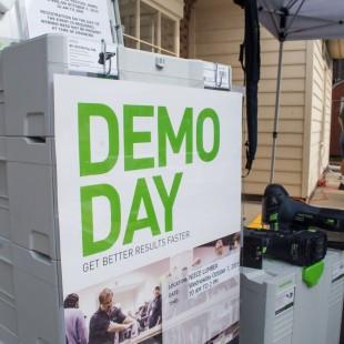 Festool Demo Day- October 7th