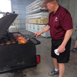 Contractor Cookouts are in full swing