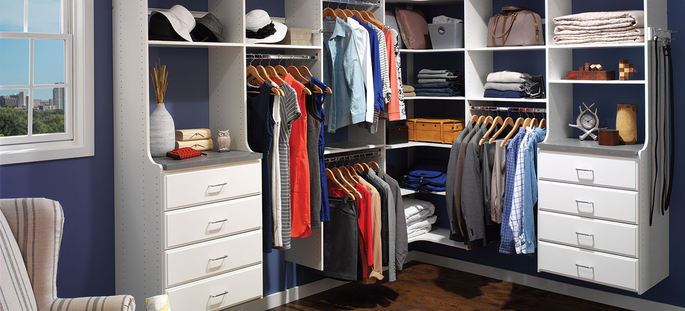 closet systems Lambertville, NJ