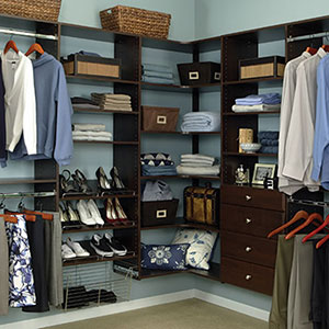 Easy Track Closet Systems supplier