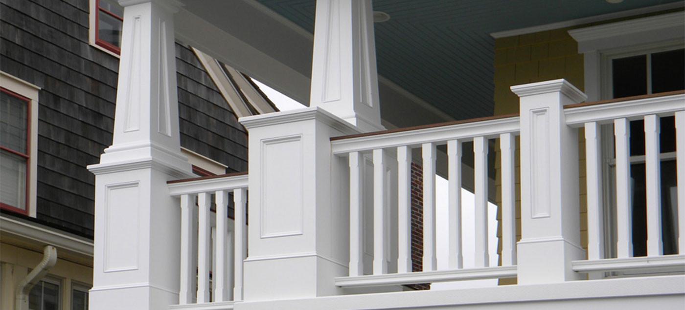 Porch Rails supplier