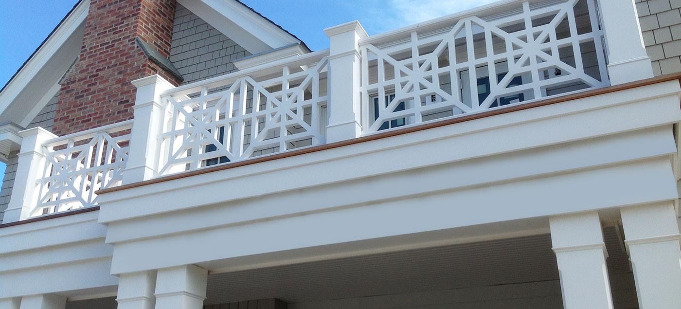 Porch Rails supplier Lambertville, NJ