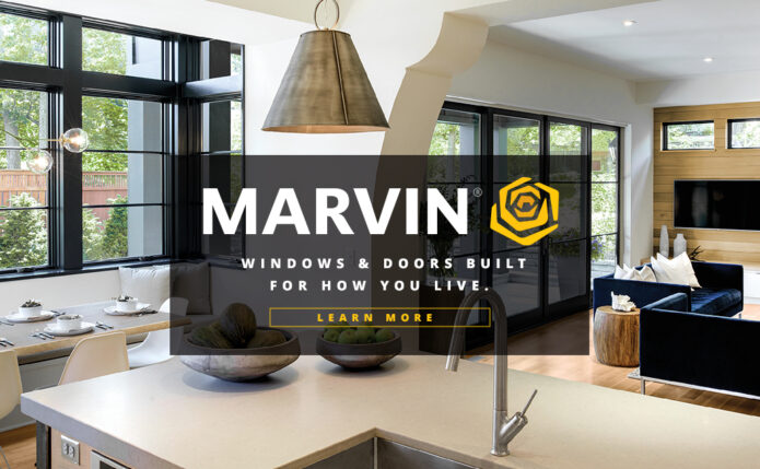 Marvin - Windows & Doors Built for How You Live.