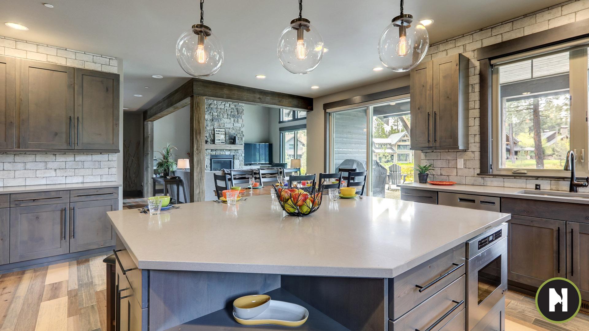 Kitchen Countertop Inspiration