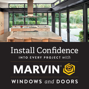 Install Confidence into Every Project with Marvin Windows and Doors