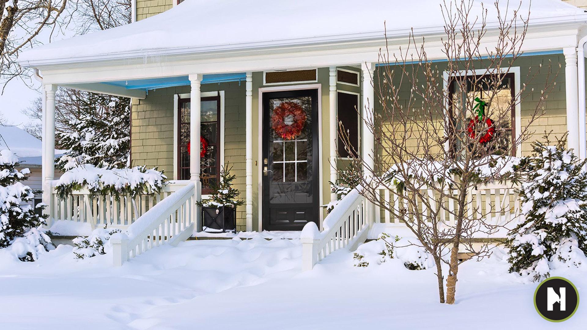 Deluxe Winter Door