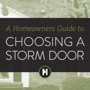 A Homeowners Guide to Specialty Storm Doors