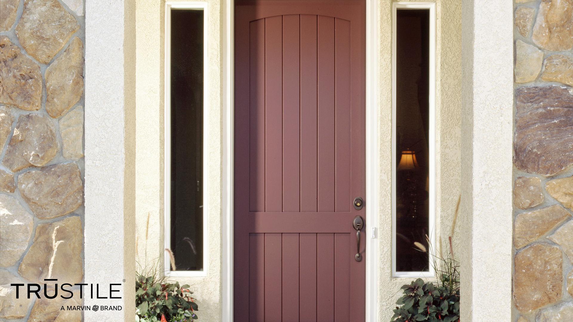 Niece TruStile Exterior Door