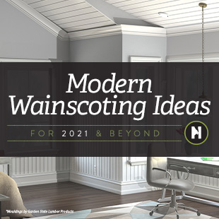 Modern Wainscoting Ideas For 2021, How To Add Wainscoting Dining Room