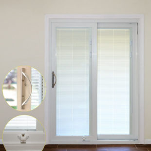 Patio Doors: Let's talk about Provia vinyl replacement products and blinds