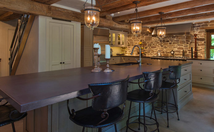 Carversville Kitchen with StarMark Cabinetry
