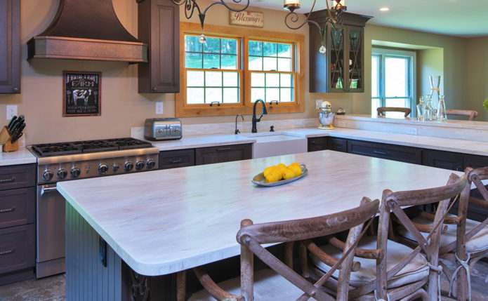 Asbury Kitchen with StarMark Cabinetry