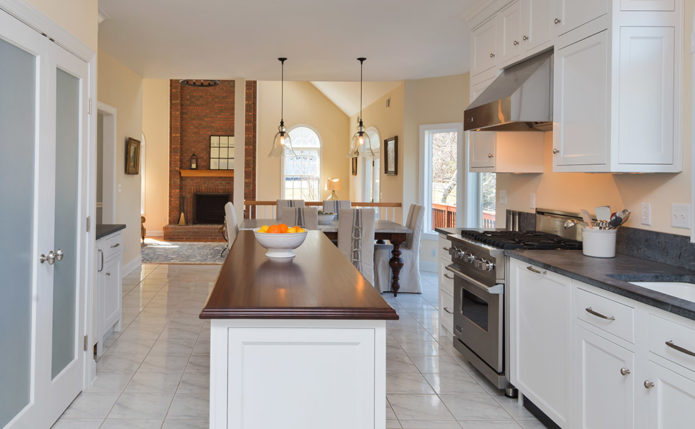 Flemington Kitchen with StarMark Cabinetry