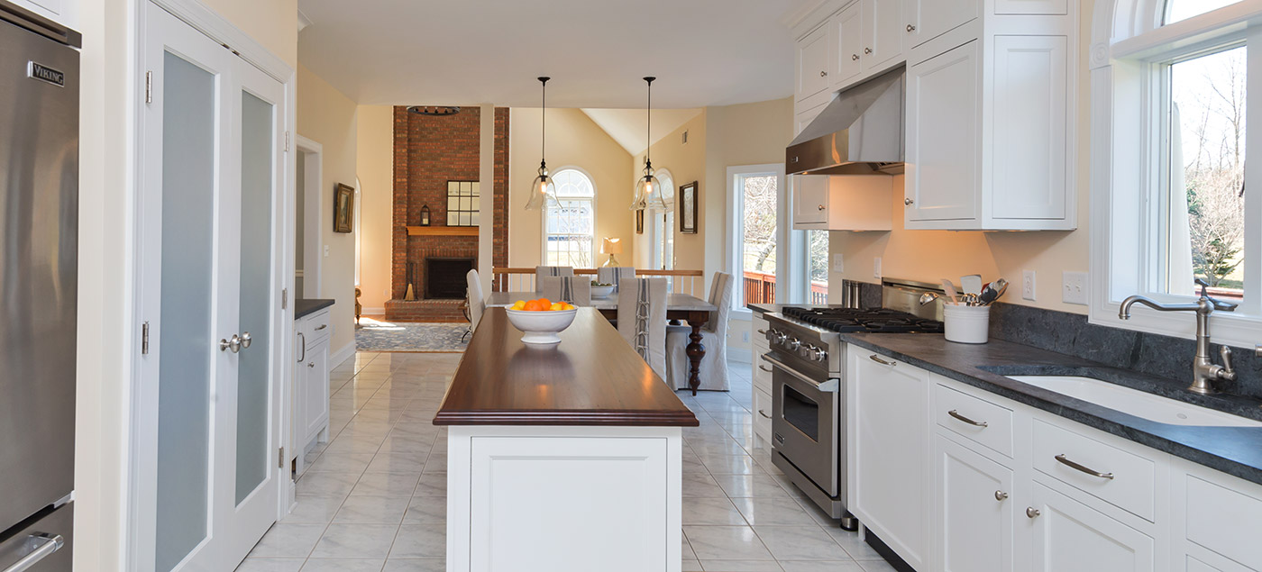Flemington Kitchen with StarMark Cabinetry - Niece Lumber