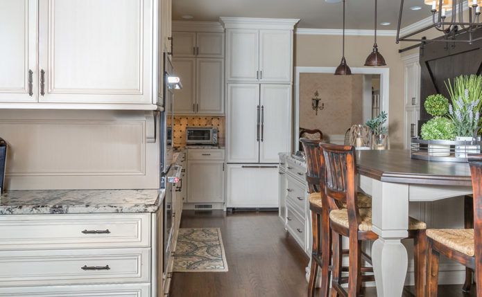 Asbury Kitchen with Niece Custom Cabinetry
