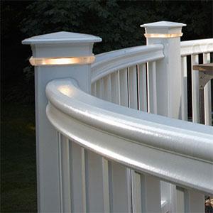 Timbertech LED DeckLites supplier